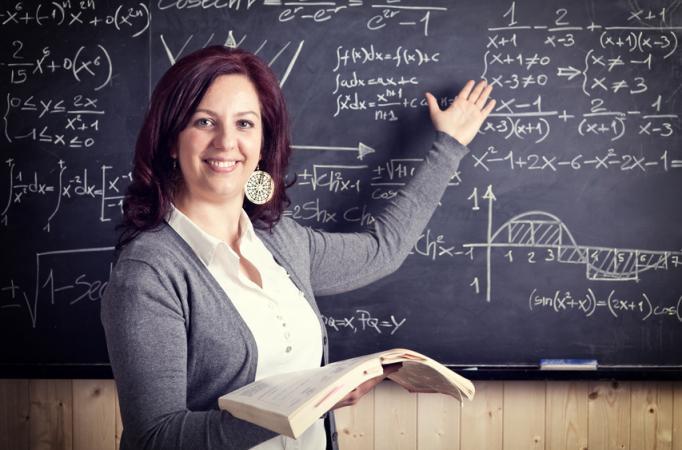 mathématicien - enseignant