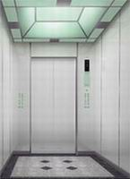 Photo ascenseur éclairé - 02.