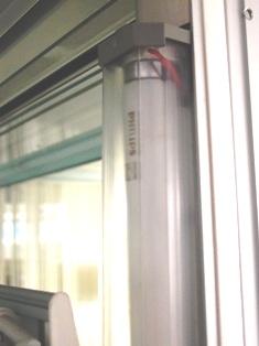 photo éclairage meuble frigorifique.