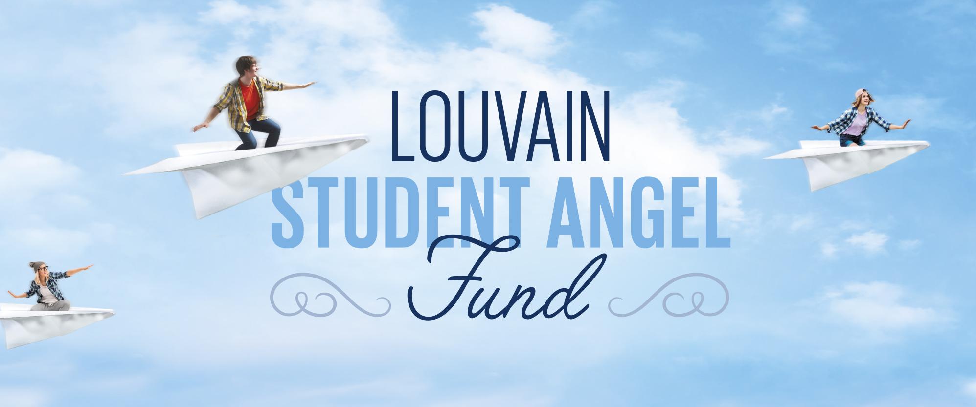 Un fonds 100% à destination des étudiants